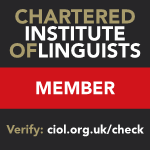 Chartered Institute of Linguists (CIOL)